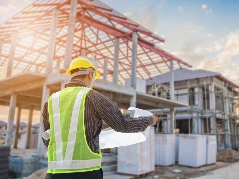Nadzór projektu budowniczego